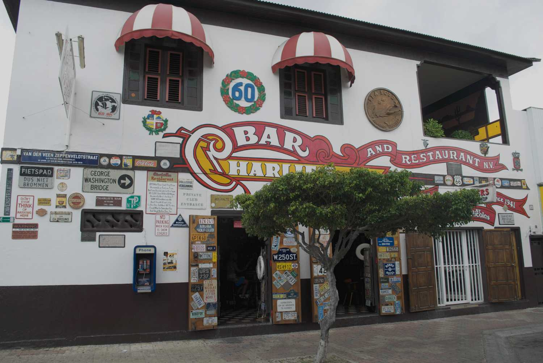 charlies bar aruba