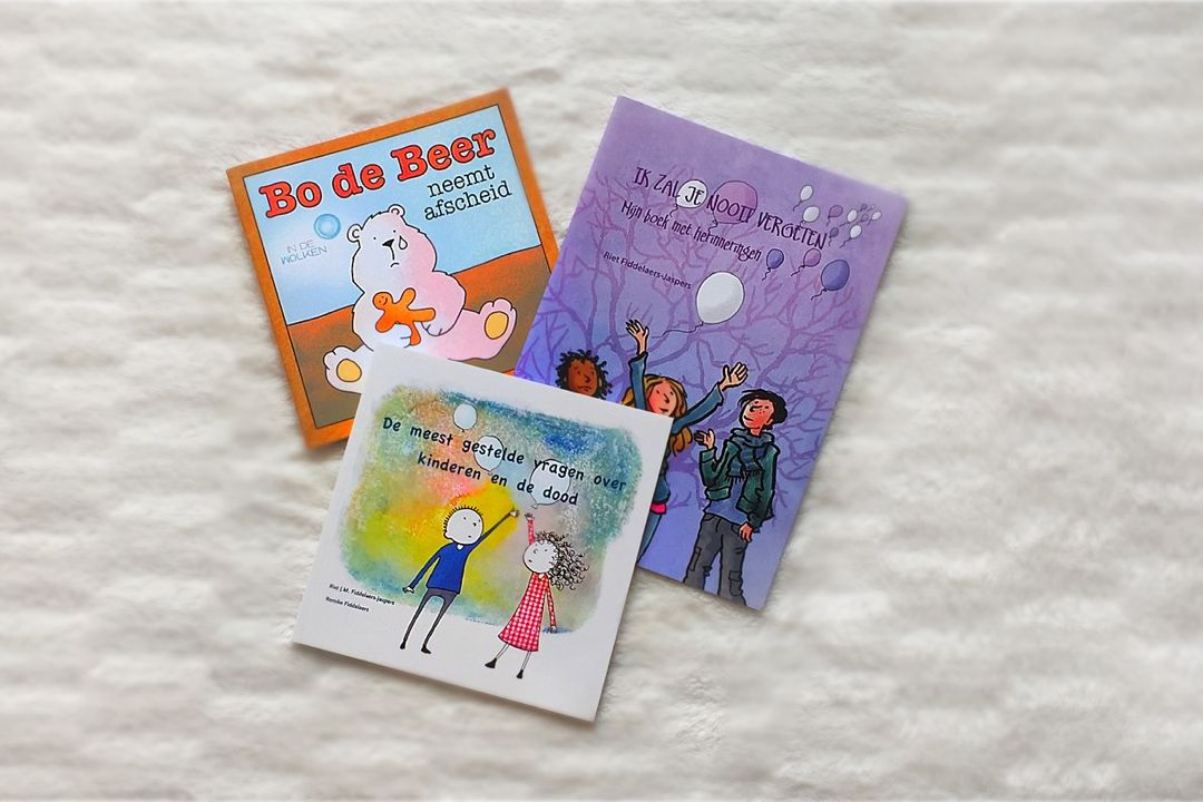 kinderboekjes over het verlies uitvaart kinderen